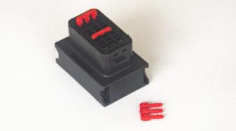 Cavity plug per connettori FCI SICMA 24 VIE
